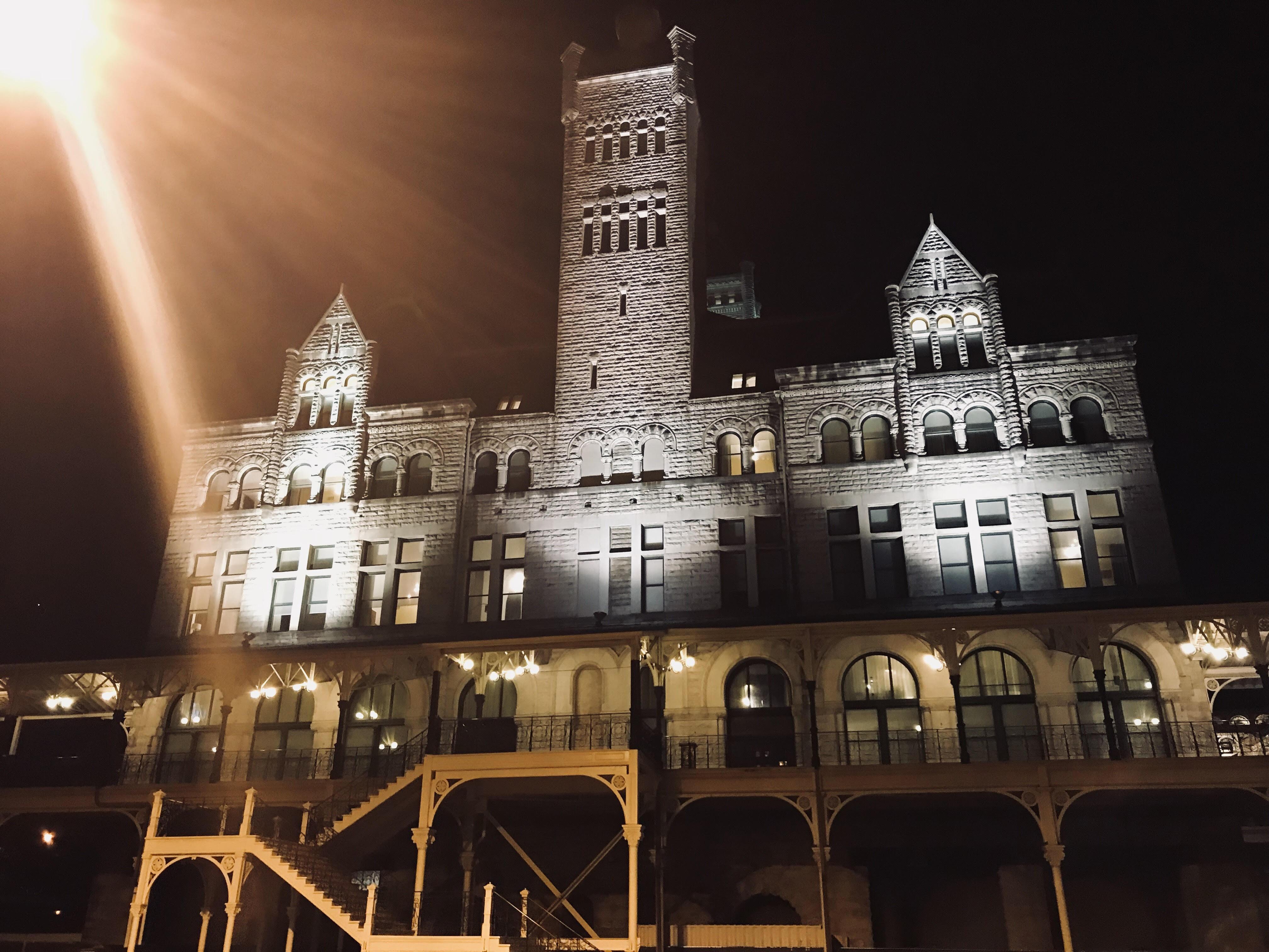 Train Castle
